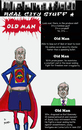 Cartoon: Misadventures of Old Man (small) by optimystical tagged elderly,age,old,oldman,fantasy,superman,funny,character