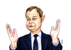 Cartoon: Hans Hoogervorst (small) by barker tagged hans,hoogervorst,dutch,politician,business,caricature,cartoon