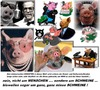 Cartoon: ist die WAHRHEIT (small) by eCollage tagged egoismus,gier,kapitalismus,faschismus