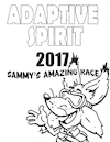 Cartoon: Adaptive Ski Coloring Book cover (small) by karlwimer tagged ski,snowboard,fox,adaptive,paralympic,coloring,book