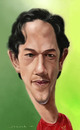 Cartoon: Irfan Bachdim (small) by Jiwenk tagged irfan,bachdim