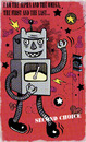 Cartoon: Alpha (small) by cosmo9 tagged alpha,omega,end,robot
