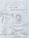 Cartoon: Abgenommen (small) by timfuzius tagged abgenommen waage telefon dick