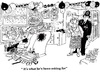 Cartoon: Christmas Murder (small) by Ken tagged christmas,greetings