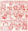 Cartoon: Omigawd! (small) by r8r tagged omigawd,slang,english,girl