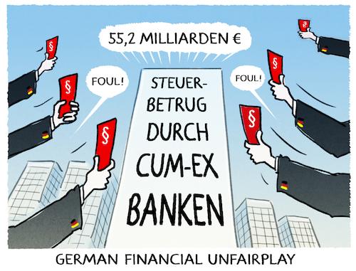 Cartoon: Rückerstattungsbetrug... (medium) by markus-grolik tagged banken,steuerbetrug,financial,fairplay,steuern,finanzministerium,bank,finanzen,finanzberater,banken,steuerbetrug,financial,fairplay,steuern,finanzministerium,bank,finanzen,finanzberater