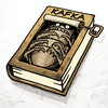 Cartoon: Bug-Book (small) by markus-grolik tagged literatur,franz,kafka,käfer,bug,book,buch,kunst,art,angst,insekt,grolik,illu,cartoon