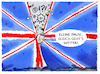 Cartoon: Dauervorstellung (small) by markus-grolik tagged brexit,pause,deal,aufschub,london,parlament,brexiteer,theresa,may,backstop,klausel,irland,europa,corbin,frist,verlaengerung,bruessel,juncker,termin