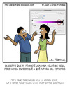 Cartoon: Rose (small) by Juan Carlos Partidas tagged marriage couple couples life pink rose vie parejas matrimonio rosa vida promesas spanish