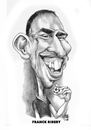 Cartoon: Franck Ribery (small) by Szena tagged franck,ribery,caricatur,french,football,stars,fc,bayern,munich