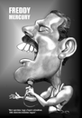 Cartoon: Freddy Mercury (small) by Szena tagged freddy,mercury,singer,quin