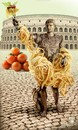 Cartoon: Spagetti AugustusCaesarImperator (small) by LuciD tagged spagetti,augustus,caesar,imperator,et,circenses,contrasts,pizzapitch,panem,via,con,pomodoro,colosseum,gladiator,circus,lucido5,surrelism,times,art,nature,creation,god,divin,zodiac,love,peace,humor,world,fasion,sport,music,real,animals,happy,holy,drawings,