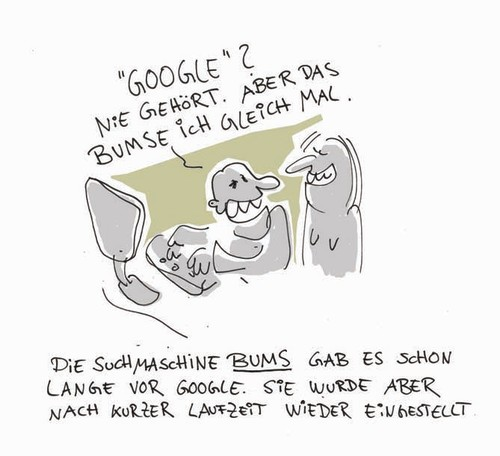Cartoon: Bums (medium) by Ludwig tagged google,suchmaschine,search,engine,internet,computer,screw,fuck
