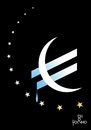 Cartoon: New asterism (small) by Tonho tagged european,union,asterism,euro
