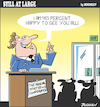 Cartoon: Still at large 107 (small) by bindslev tagged statistics,statistician,statisticians,stats,conference,conferences,seminar,seminars,lecture,lectures,public,speaking,speaker,speakers,lecturer,lecturers,welcome,speech,speeches