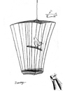 Cartoon: 45 (small) by aytrshnby tagged esaret,ve,eziyet