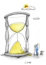 Cartoon: time evaluation (small) by aytrshnby tagged time,evaluation