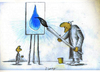 Cartoon: water (small) by aytrshnby tagged aqua1