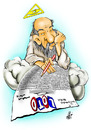 Cartoon: no title (small) by Nikola Otas tagged loto