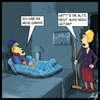 Cartoon: Neue Grippe (small) by Anjo tagged neue,grippe,schweinegrippe,influenca,h1n1,h5n1