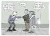 Cartoon: Ewige Neinsager (small) by POLO tagged ja,nein,mann,frau