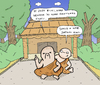 Cartoon: Vudu (small) by Musluk tagged vudu