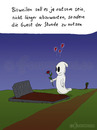 Cartoon: Geistesliebe (small) by fcartoons tagged geist,gespenst,ghost,rose,love,lieben,liebe,grab,nacht,mond,herzen,cartoon,comic,grabstein,fcartoons