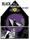 Cartoon: Black Mountain (small) by sam seen tagged black