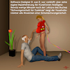 Cartoon: Künstliche Intelligenz 3 (small) by PuzzleVisions tagged puzzlevisions,künstliche,intelligenz,artificial,intelligence,haushalt,roboter,robot,housekeeping,schwangerschaft,pregnancy,dummy,dummies,scheinschwangerschaft,software,implementation