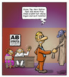 Cartoon: Sehtest (small) by Troganer tagged augenarzt,sehkraft,arztbesuch