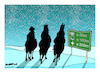 Cartoon: Travelers (small) by Amorim tagged three,wise,men,christmas