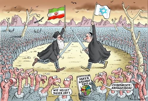 info iran israel