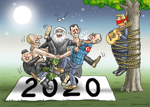 TOO HAPPY NEW YEAR 2020 !