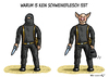 Cartoon: ANTISCHWEINEFLEISCHEESSER (small) by marian kamensky tagged irak,isis,al,baghdadi,kaida,terrorismus,assad,obama,usa,bundeswehr