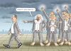 Cartoon: REVOLUTION OF KARL MARX (small) by marian kamensky tagged karl,marx,revolution,proletariat