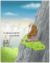 Cartoon: Sankt Gallus (small) by marian kamensky tagged sankt,gallen,gallus,schweiz,mönch,aus,irland