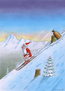 Cartoon: Santa Sack (small) by marian kamensky tagged humor