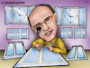 Cartoon: karykatura_5_17 (small) by Krzyskow tagged karykatura