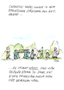 Cartoon: Die Wundernudel (small) by fussel tagged casanova,penis,phalus,dux,prozession,reliquienverehrung,katholische,kirche,reliquien,heiligenverehrung