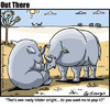 Cartoon: blister (small) by George tagged blister
