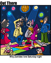 Cartoon: dancers (small) by George tagged dancers