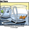 Cartoon: siphon (small) by George tagged siphon