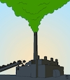 Cartoon: Greenwashing Energiewende (small) by Timo Essner tagged greenwashing,kohle,kohlekraft,energie,energiewende,co2,zertifikate,carbon,trade,emissionshandel,ökobilanz,emissionen,stromproduktion,stadtwerke,energieversorgung,energiekonzept,coal,energy,sustainable,renewables,cartoon,timo,essner