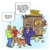 Cartoon: TiSA - das nächste Monster (small) by Timo Essner tagged tisa,ttip,freihandelsabkommen,free,trade,agreement