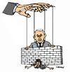 Cartoon: Israel Elections (small) by Carma tagged netanyahu,israel,elections,palestine,mossad
