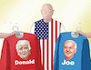 Cartoon: donjoe (small) by kotrha tagged usa,election,trump,biden