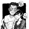 Cartoon: pareja (small) by maucho tagged girlfriend