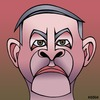 Cartoon: Anthony Albanese (small) by KEOGH tagged anthony,albanese,caricature,australia,keogh,cartoons,politics,australian,politicians