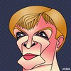 Cartoon: Julie Bishop (small) by KEOGH tagged julie,bishop,caricature,australia,keogh,cartoons,politics,australian,politicians