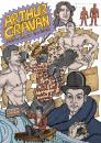 Cartoon: Arthur Cravan (small) by javierhammad tagged illustration,poet,boxer,dada,surreal,imagination,sex,writer
